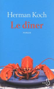 """""""Le dîner"""", Herman KOCH"""
