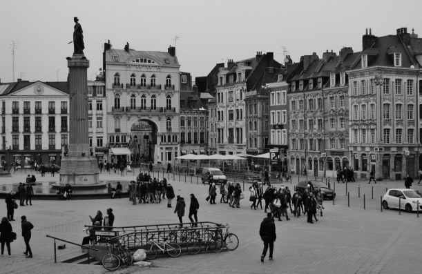 Lille - Grand Place -15/03/2013