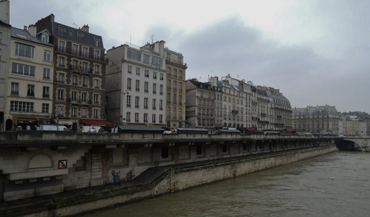Paris mars 1