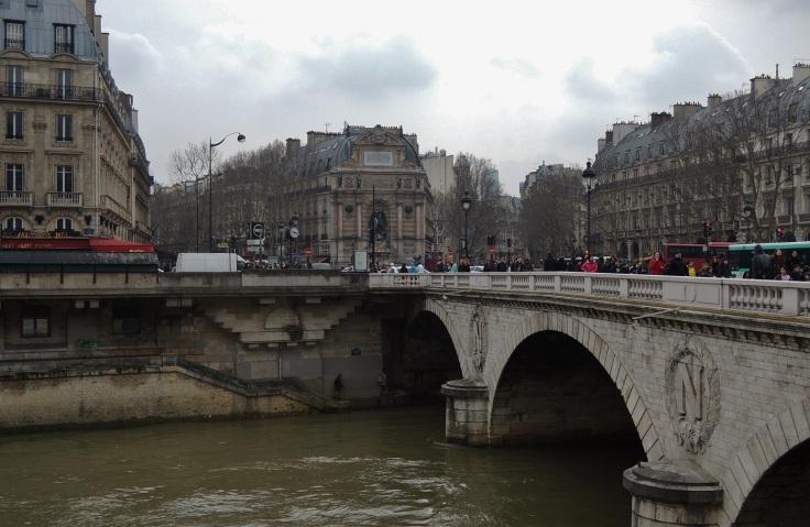 Paris mars 2