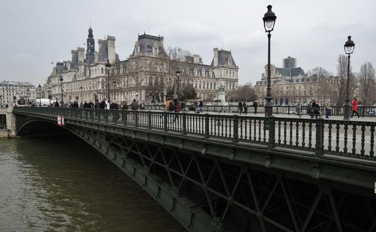 Paris mars 3
