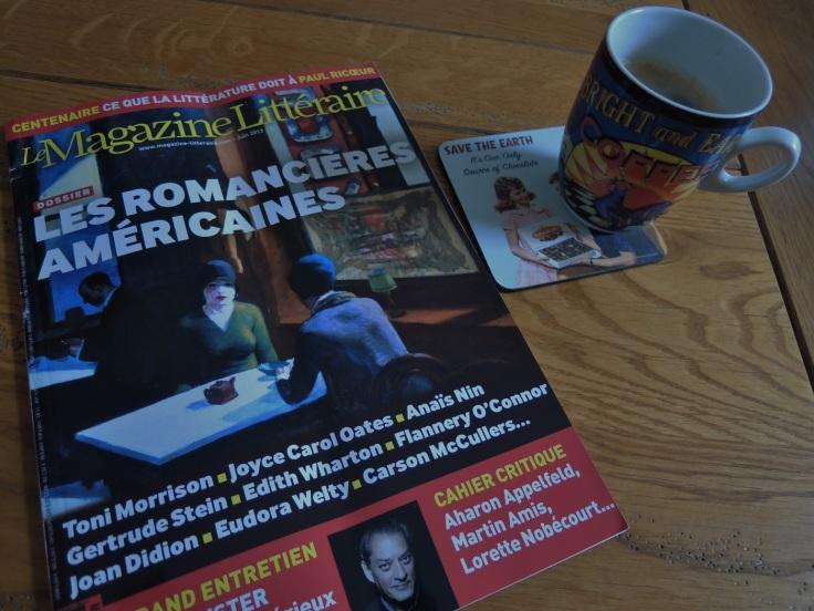 Magazine Littéraire juin 2013