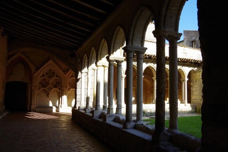 St Emilion cloître