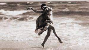 isadora et les vagues