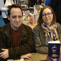 Au Salon du Livre