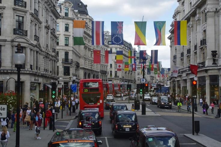 Londres en mode olympique