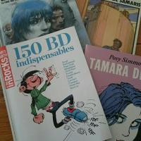 Hors-série Les Inrocks : 150 BD indispensables