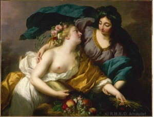 La Paix ramenant l'Abondance (1780)