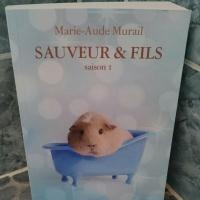 """""""Sauveur & fils"""", Marie-Aude MURAIL"""
