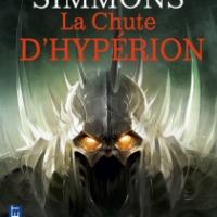 """""""La chute d'Hypérion"""", Dan SIMMONS"""