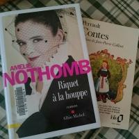 """""""Riquet à la houppe"""", Amélie NOTHOMB"""