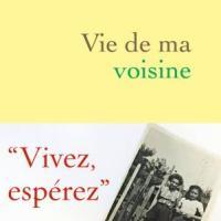 """Vie de ma voisine"", Geneviève BRISAC"