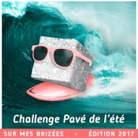 Récapitulatif Challenge Pavé de l'été 2017