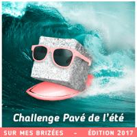 Lancement du Challenge Pavé de l'été 2017 !