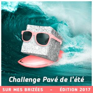 Challenge Pavé de l'été 2017 : BILAN !