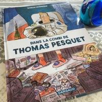 """""""Dans la combi de Thomas Pesquet"""", Marion MONTAIGNE"""