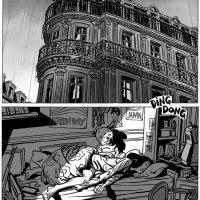 """""""L'homme gribouillé"""", Serge LEHMAN et Frederik PEETERS"""
