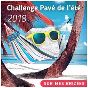 RECAPITULATIF CHALLENGE PAVE DE L'ETE 2018