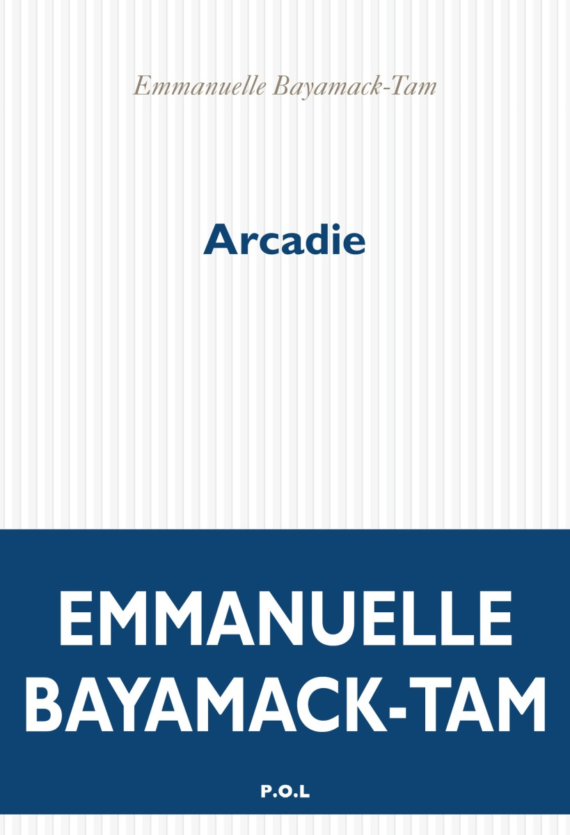 """Arcadie"", Emmanuelle BAYAMACK-TAM"