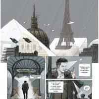"""""""Paris 2119"""", ZEP et Dominique BERTAIL"""