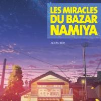 """Les miracles du bazar Namiya"", Keigo Higashino"