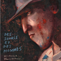 """""""Des souris et des hommes"""", John STEINBECK - Rébecca DAUTREMER"""